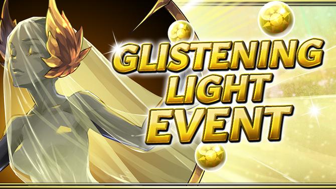 Glistening Light Event
