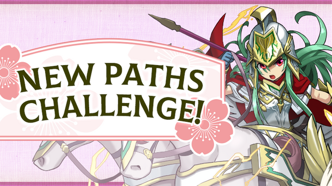 New Paths Challenge!