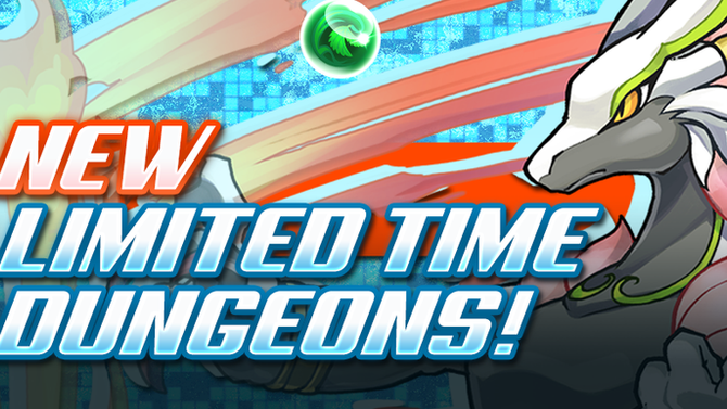 New Limited Time Dungeons!
