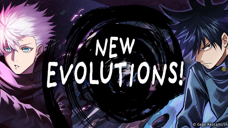 New Evolutions!