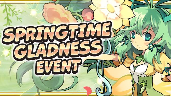 Springtime Gladness Event