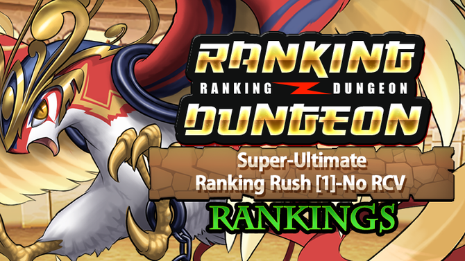 Super-Ultimate Ranking Rush [1]-No RCV Rankings