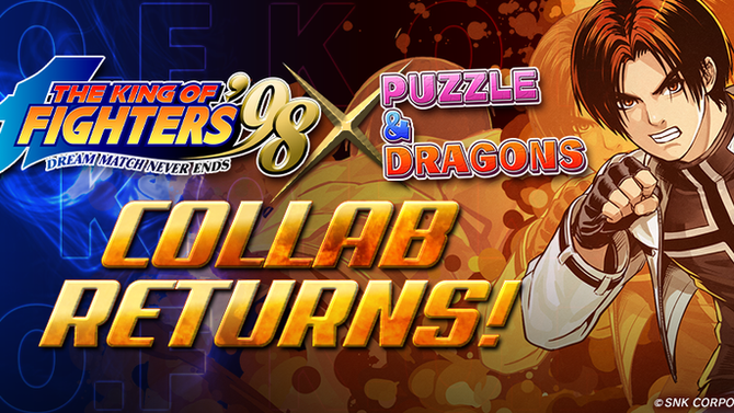 The King of Fighters Collab Returns!