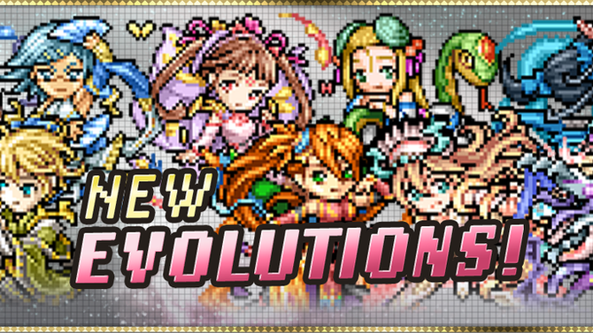 New Evolutions