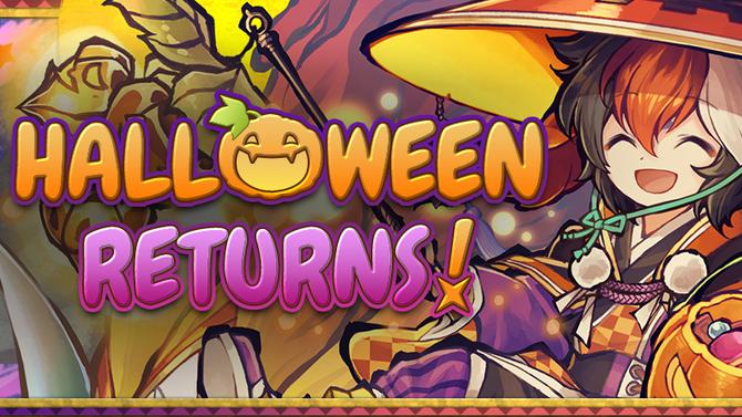 Halloween Returns!