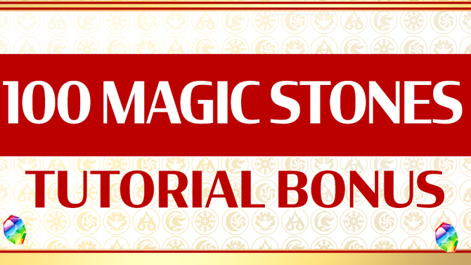 100 Magic Stones Tutorial Bonus
