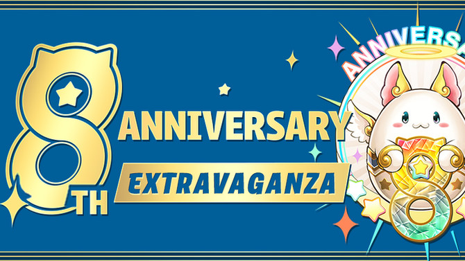 8th Anniversary Extravaganza Event