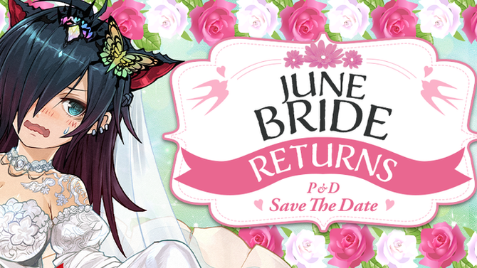 June Bride Returns!