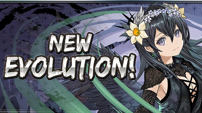 New Evolution!