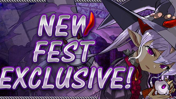 New Fest Exclusive!