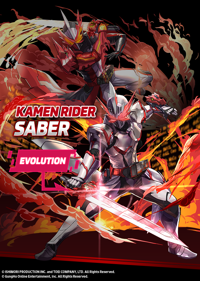 Kamen Rider Collab Artwork
