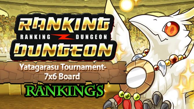 Yatagarasu Tournament-7x6 Board Rankings