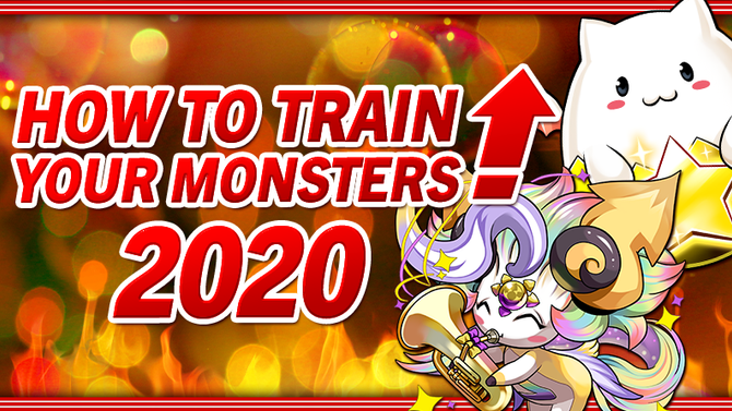 How to Train Your Monsters! 2020 Event