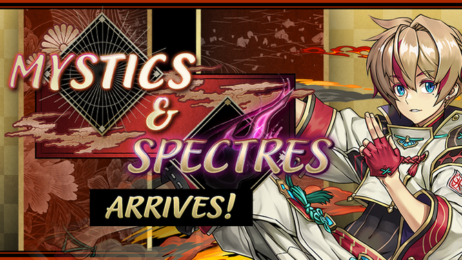 Mystics & Spectres
