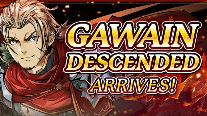 Gawain Descended Arrives!