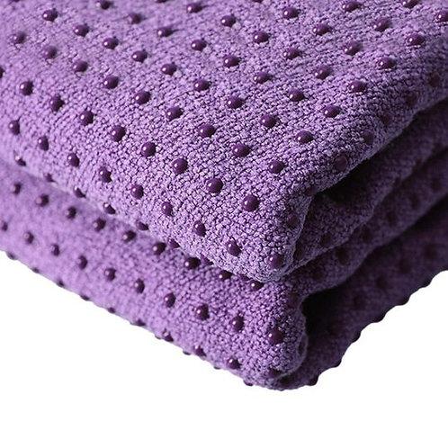 NON SLIP PILATES MAT TOWEL