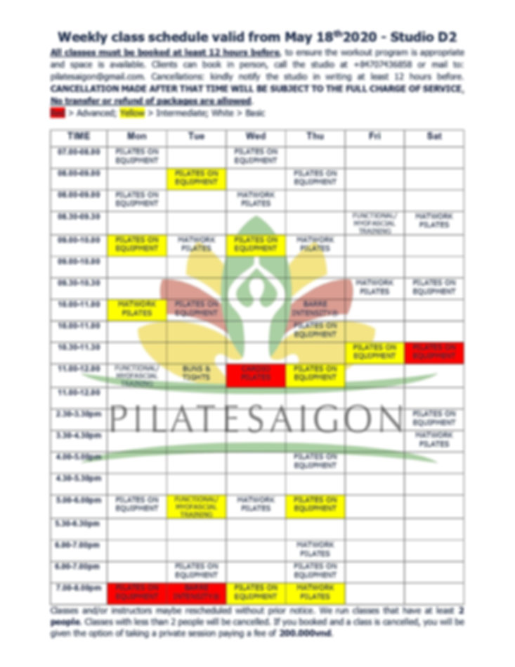 Weekly Class Schedule D2 May 18th 2020_p