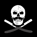 """Pirate flag design for props in """"Peter and the Starcatcher"""" at Constellation Theatre. 2017"""