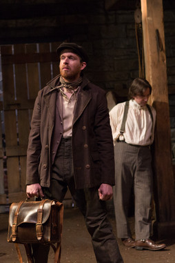 """Manus from """"Translations"""" by Brian Friel at Studio Theatre 2018"""