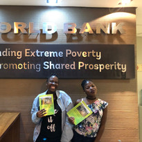 Visit at the World bank office in Pretor