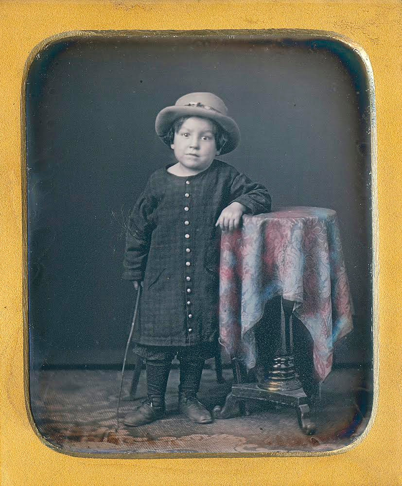 A Child from the collection of Dennis Waters