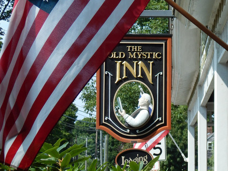 Time Travel to the Old Mystic Inn