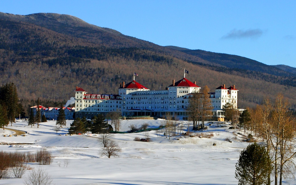 The Mount Washington Hotel