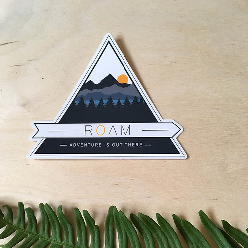 ROAM Sticker