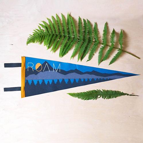 ROAM Flag