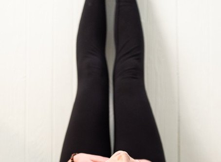 Feature Pose: Legs Up the Wall