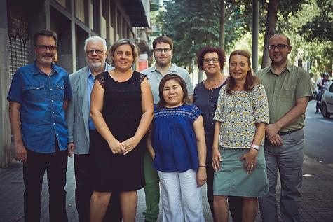 Quines somos Recursos Solidaris Empresa de Inserción Barcelona