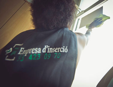 Servicio Limpieza Recursos Solidaris Empresa de Inserción Barcelona