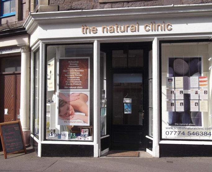 The Natural Clinic, No 4 Comrie Street, Crieff, PH7 3AX