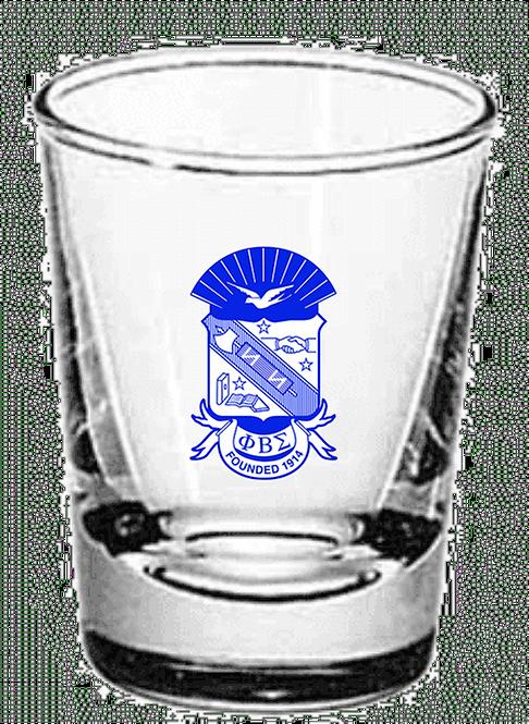 Sigma 1.5 Ounce Shot Glass