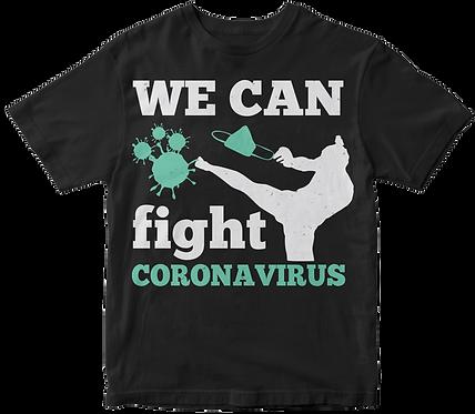 we can fight coronavirus