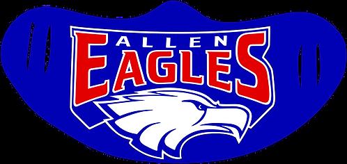 Allen HS Mask Single Logo