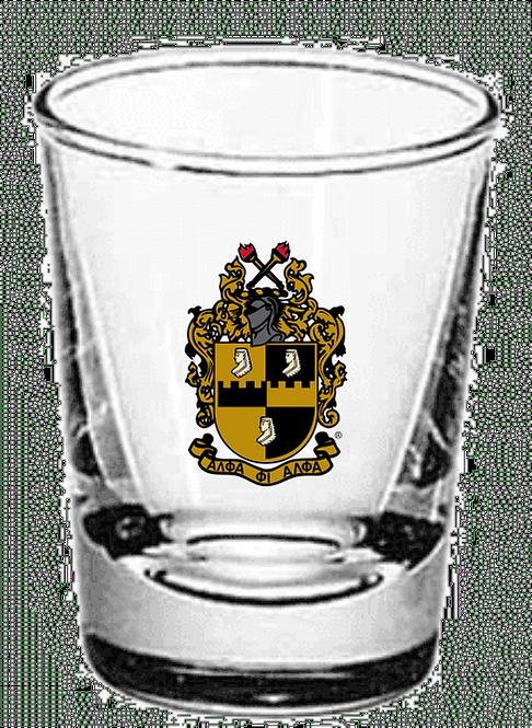 Alpha 1.5 Ounce Shot Glass
