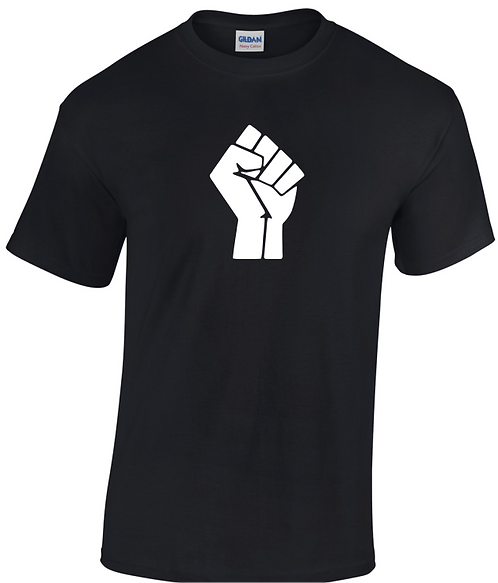 Black Power T-shirt no background