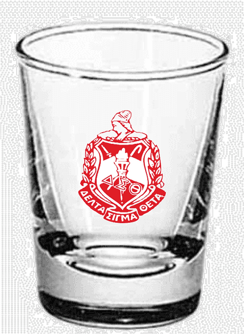 Delta 1.5 Ounce Shot Glass