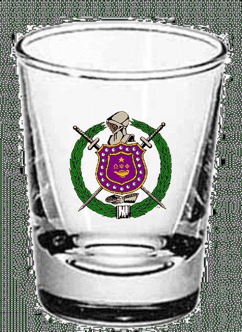 Omega 1.5 Ounce Shot Glass
