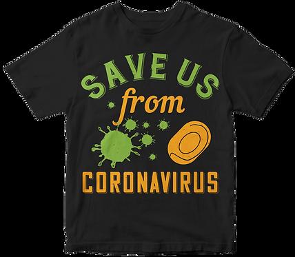 save us from coronavirus