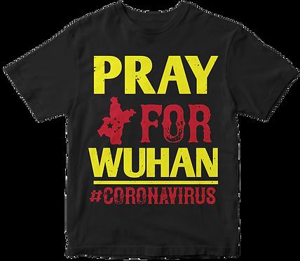 pray for wuhan