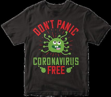 dont panic coronavirus free