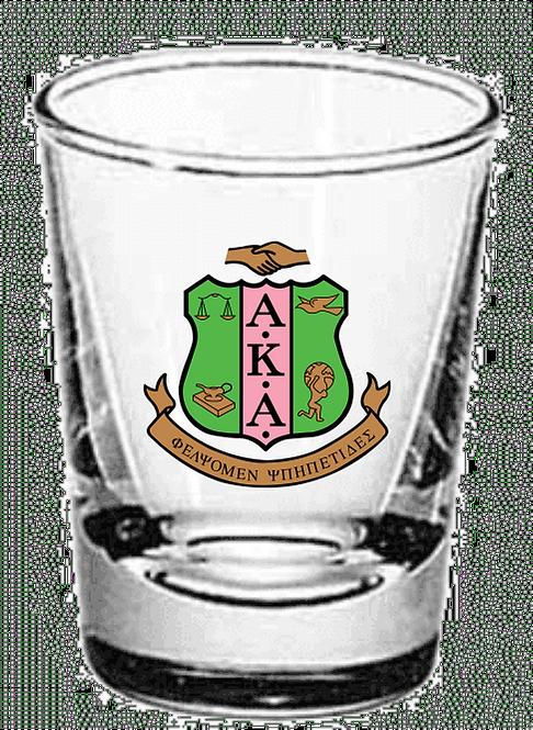 AKA 1.5 Ounce Shot Glass