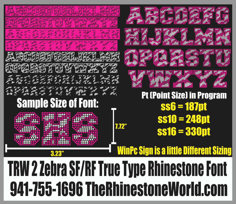 TRW 2 Zebra SF RF Special TTF Image.png
