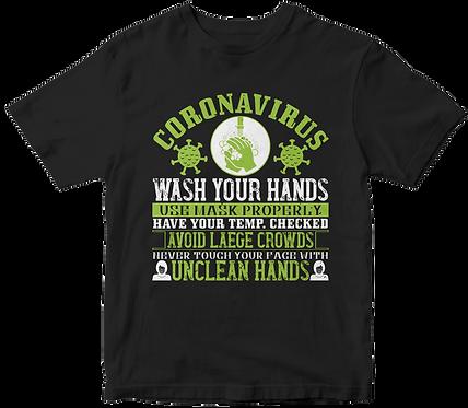 Coronavirus Wash Your Hands Use (2)