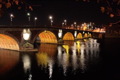 Toulouse à 1h