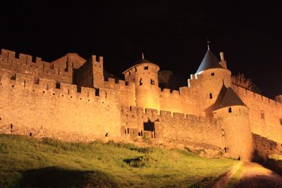 Carcassonne (Chateau) à 30min
