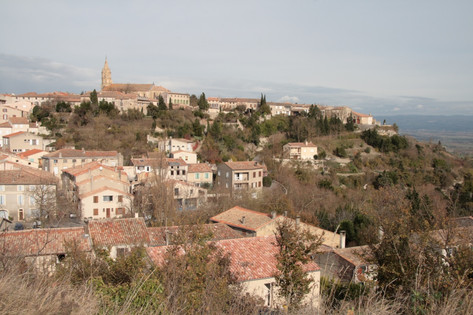 Fanjeaux (village cathare)
