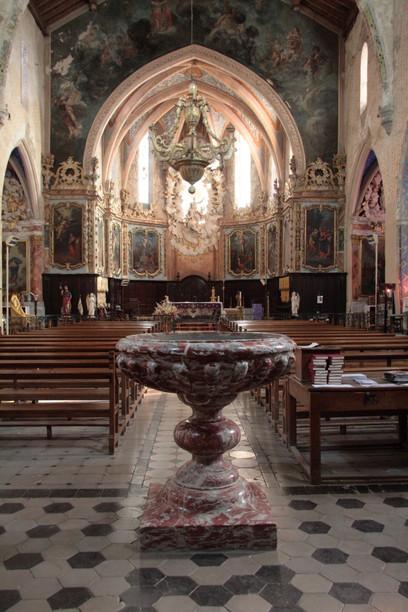 Eglise de Fanjeaux